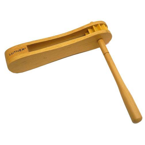 Трещотка с шестерёнкой деревянная Flight percussion 36980495