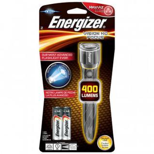 Фонарь ручной Energizer Metal Vision HD 2AA