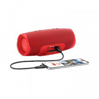 Акустическая система JBL Charge 4 Red (JBLCHARGE4RED)