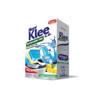 Таблетки для посудомоечной машины Herr Klee 90 шт