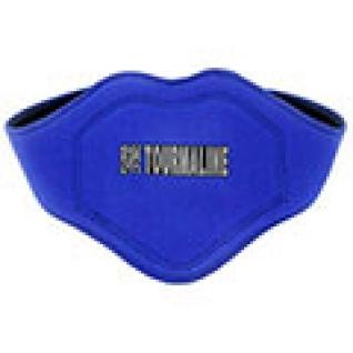 Турмалиновая шейная накладка с магнитами на липучке, размер универсальный