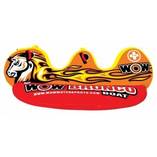 Буксируемый баллон WOW Bronco boat двухместный (10258050)