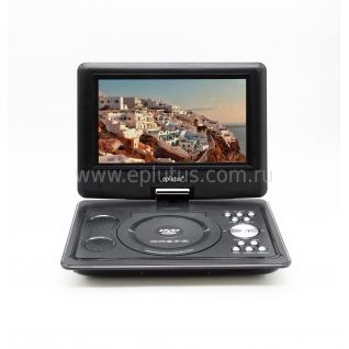 Портативный DVD плеер c цифровым тюнером DVB-T2 Eplutus EP-1030T Eplutus