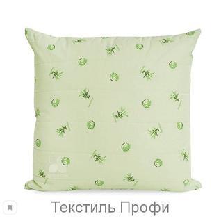 """Подушка, Легкие сны, """"Бамбук"""" 68х68 см."""