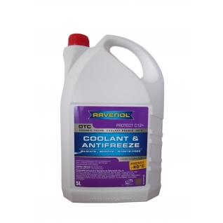 Антифриз Ravenol OTC Organic Technology Coolant Premix -40°C 5л