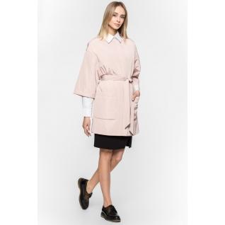 Пальто ODRI MIO 18410513-1 Пальто ODRI MIO POWDER (розовый)