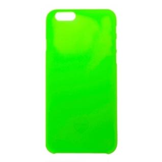 Чехол на заднюю крышку Ozaki O!Coat 0.3 Jelly для iPhone 6/6S, цвет Green (OC555GN)