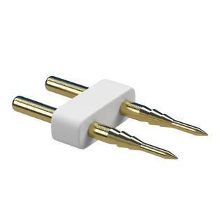 Соединитель 2-х штырьковый для ленты Lightstar 430180