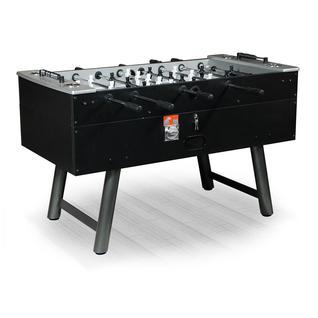 Dynamic Billard Игровой стол футбол Dynamic Billard Madrid (145x75x86см, черный, жетоноприемник)