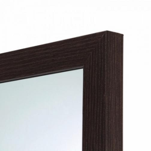 Зеркало МИР_в раме МДФ 354x24x1554 / 300x1500 (3400426.10) венге 37858680 2