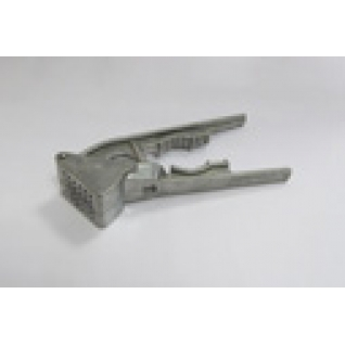 Пресс алюминиевый для измельчения чеснока/орехоколка