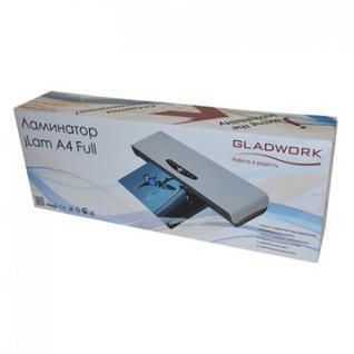 Ламинатор Gladwork jLam A4 Full, 250мкм