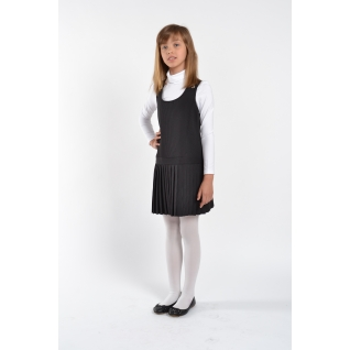 Сарафан школьный для девочек 261104