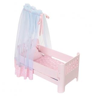 "Аксессуары для куклы Zapf Creation Zapf Creation Baby Annabell 700-068 Бэби Аннабель Кроватка ""Спокойной ночи"""