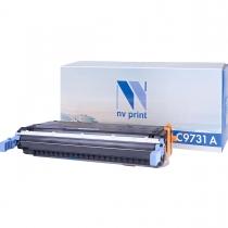 Совместимый картридж NV Print NV-C9731A Cyan (NV-C9731AC) для HP LaserJet Color 5500, 5500dn, 5500dtn, 5500hdn, 5500n, 5550, 5550dn, 21439-02