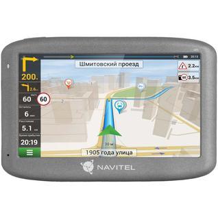 Спутниковый GPS навигатор Navitel E505 Magnetic (Linux) (+ Разветвитель в подарок!)