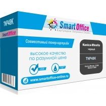 Картридж TNP48K для Konica-Minolta Bizhub C3350, Bizhub C3850, совместимый, чёрный, 10000 стр. 10126-01 Smart Graphics