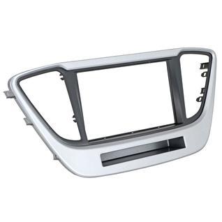 Переходная рамка Incar RHY-N55 для Hyundai Solaris 2DIN
