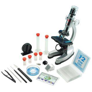 Детские микроскопы и телескопы Edu Toys Edu Toys MS907 Микроскоп 100*1200