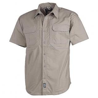 MFH Рубашка MFH Strike с короткими рукавами, цвет хаки