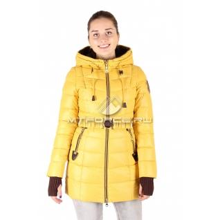 Куртка пуховик женская  6811