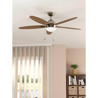 Потолочный вентилятор со светильником EGLO 35042