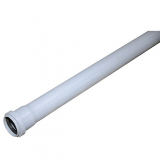 Труба канализационная 32х1.8х2000 с кольцом