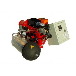 Горелки на отработанном масле AL-4V (15-45 кВт)