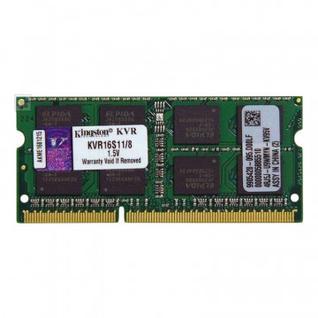 Модуль памяти Kingston DDR3 8Gb 1600MHz (KVR16S11/8)