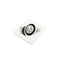 GSlight Поворотный встраиваемый светильник LED COB HY-DL-CS-7W Day White