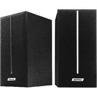Акустическая система SmartBuy GATE, 20Вт, MDF, MP3, FM, черн (SBA-4100)