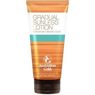 Australian Gold Gradual sunless lotion - Лосьон автозагар постепенного действия