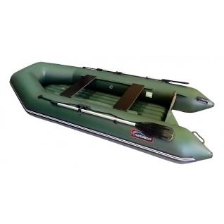 Моторная лодка Хантер 320 ЛН (стационарный транец) HUNTERBOAT