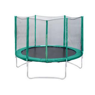 Trampoline Батут с защитной сеткой Trampoline 8 (2,4 м)