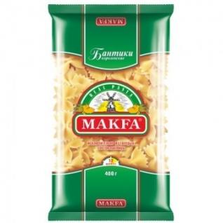Макароны Макфа Бантики 0,4 кг