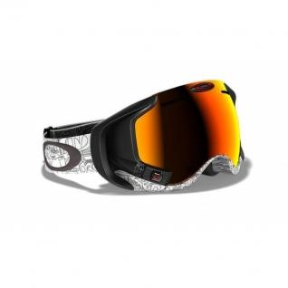 Горнолыжные очки Oakley Airwave White Fac