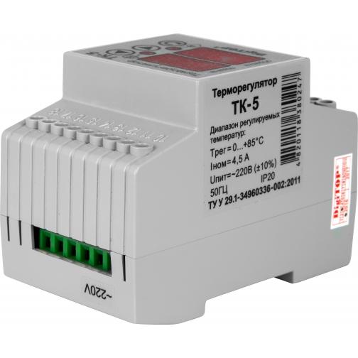 Терморегулятор DigiTOP ТК-5 (крепление на DIN-рейку) 6775761 1