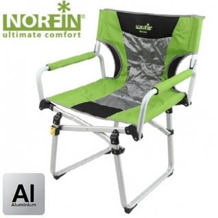 Кресло складное Norfin MIKELLI NF Alu SALMO