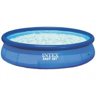 Надувной бассейн Easy Set, 366 х 76 см Intex