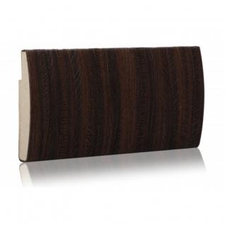 Декоративный профиль кожаный ЭЛЕГАНТ Forest 55 мм