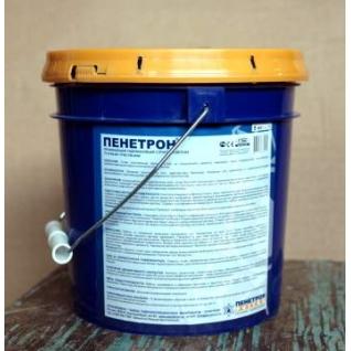 Гидроизоляция проникающая ПЕНЕТРОН(5кг)