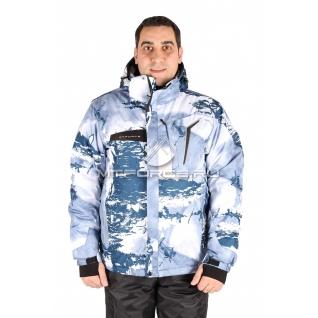 Куртка горнолыжная мужская 1550