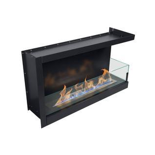 LUX FIRE Встроенный биокамин Lux Fire Угловой 900