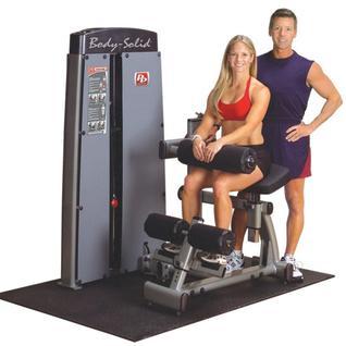 Body Solid Разгибание спины/сгибание для мышц живота Body Solid ProDual DABB-SF