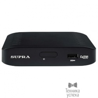 Supra Ресивер DVB-T2 Supra SDT-81 черный