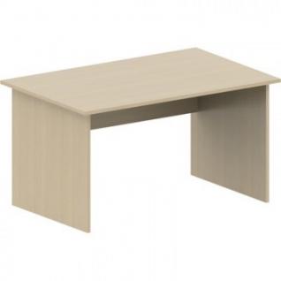 Мебель IN Рондо Стол письмен СТ 2-16(1) береза 1600х800х76