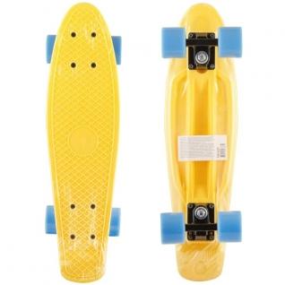 Скейтборд для детей, желтый Shenzhen Toys
