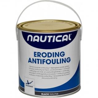 Покрытие необрастающее Nautical Eroding Antifouling чёрное 2,5 л (NAU704/2.5 LT)