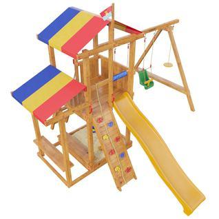 """Самсон Детская игровая деревянная площадка Самсон """"Кирибати"""""""