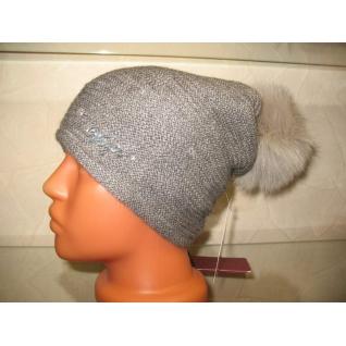 Итальянская вязанная шапка Vizio 5004